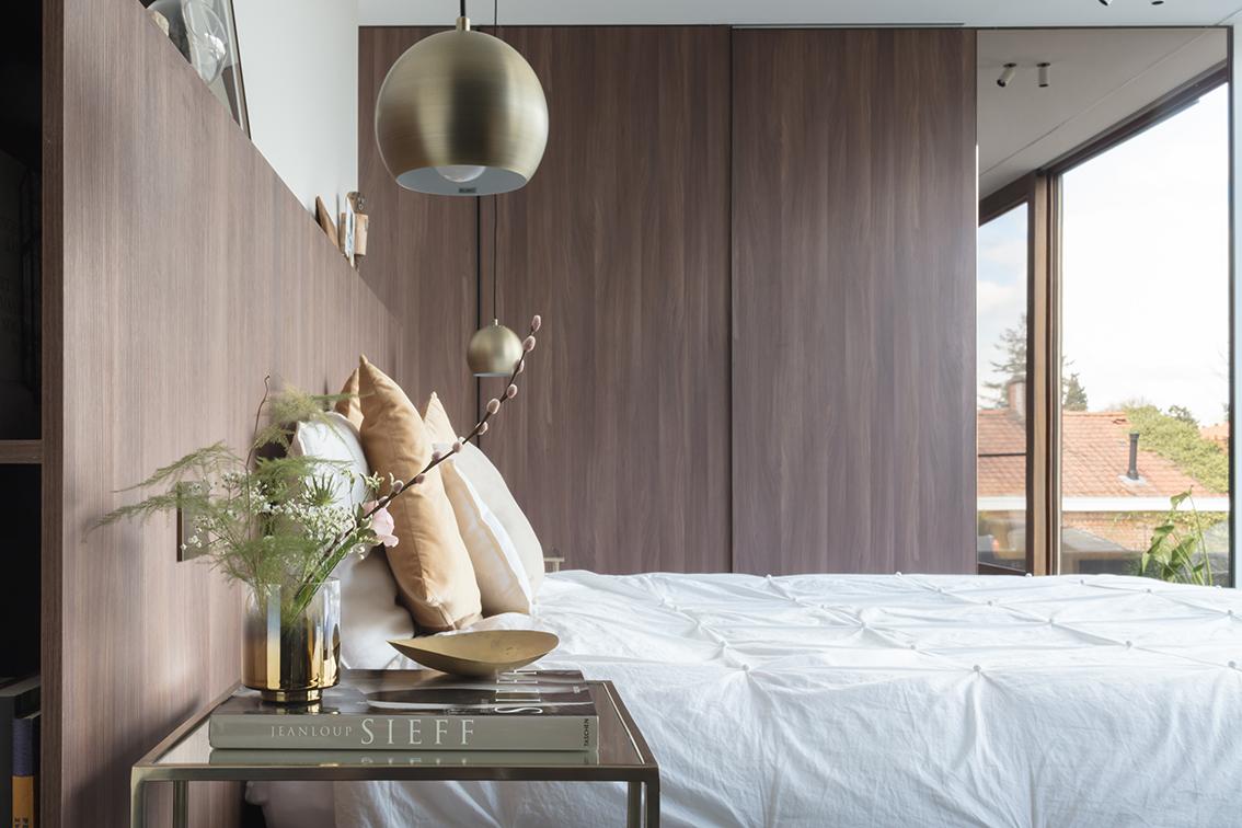 Luxe Slaapkamer Interieur : Interieur door interieurarchitect a hugelier luxe slaapkamer en