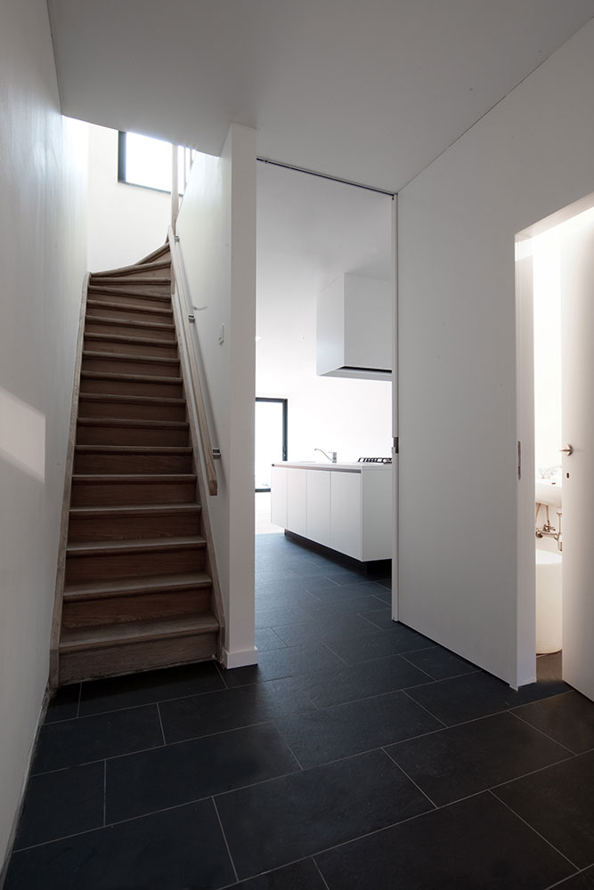 Verbouwing particulier woning interieurinrichting for Interieur particulier